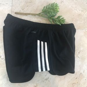 Adidas knit shorts size small